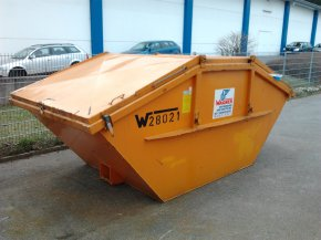 Absetzcontainer