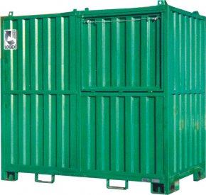 Container, Behälter, Sammelsäcke