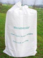 KMF (künstliche Mineralfasern) -Sack