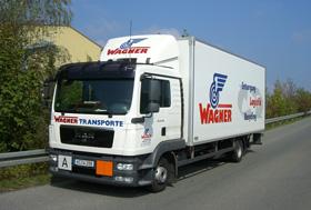 Klinikabfall - Kühlkoffertransporter