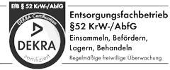 Logo Entsorgungsfachbetrieb